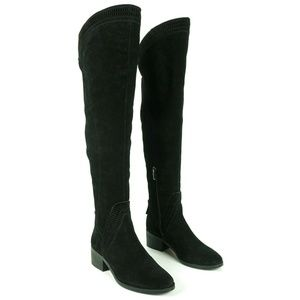 NEW Vince Camuto Karinda Over The Knee Boots Sz 5